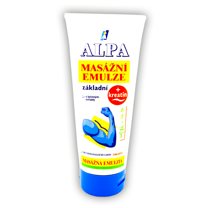 ALPA Massage Emulsion - Basic