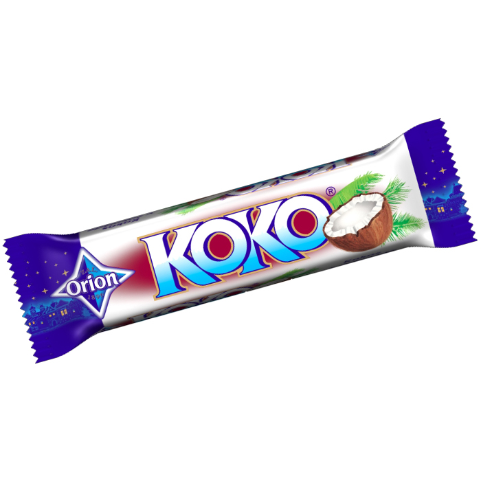 KOKO - Coconut Bar Milk