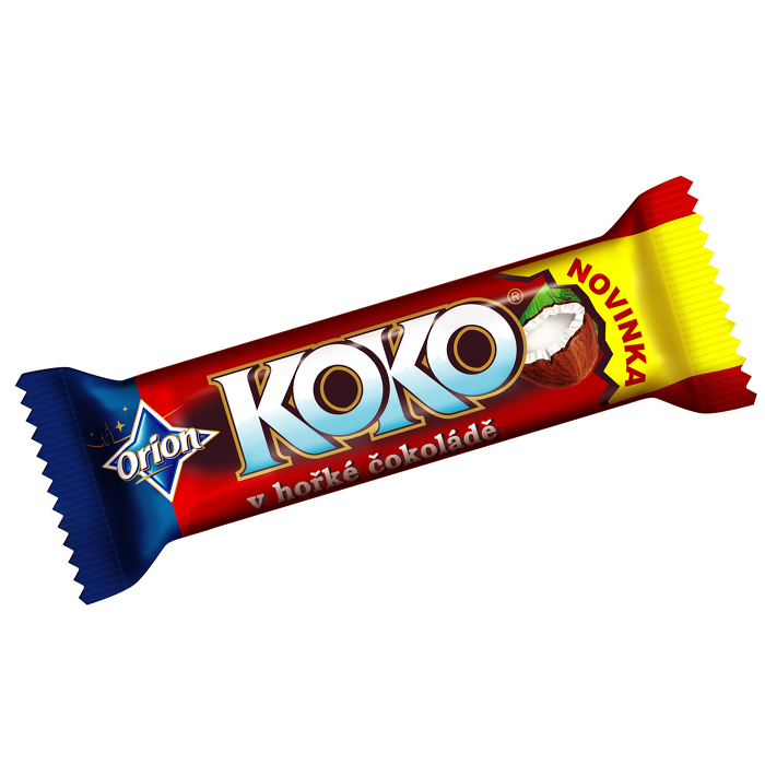 KOKO - Coconut Bar Dark