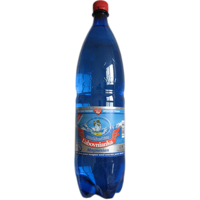LUBOVNIANKA - Natural Mineral Water