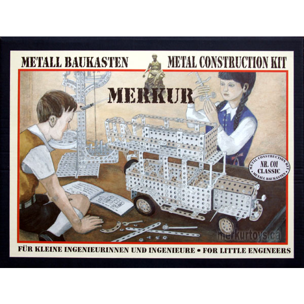 Merkur Classic 01 - Construction Toy