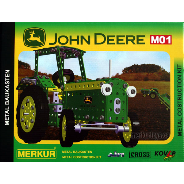 Merkur John Deere - Construction Toy