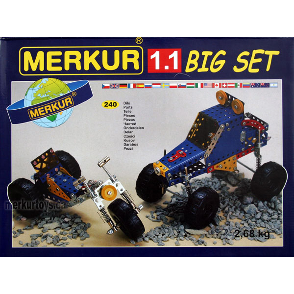 Merkur M1.1 - Construction Toy