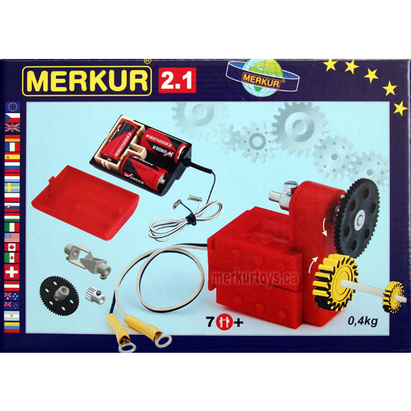 Merkur M2.1 - Construction Toy