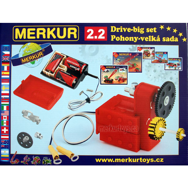 Merkur M2.2 - Construction Toy