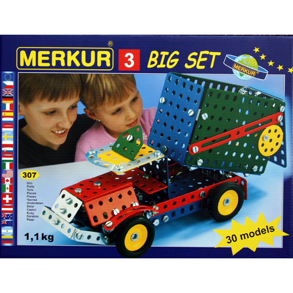 Merkur M3 - Construction Toy