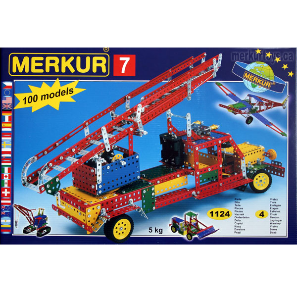 Merkur M7 - Construction Toy