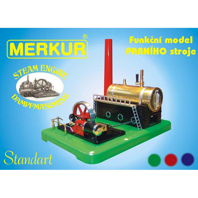 Merkur Steam Engine Standart