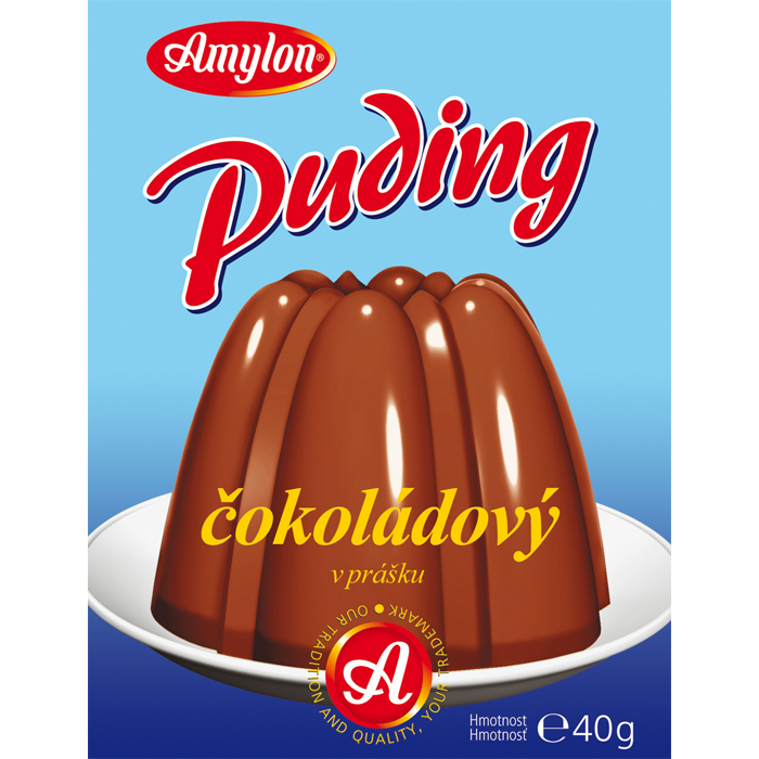 Pudding - Chocolate