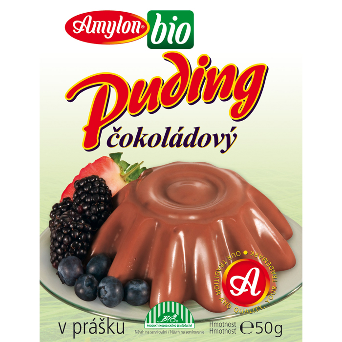 Pudding - Chocolate - Bio