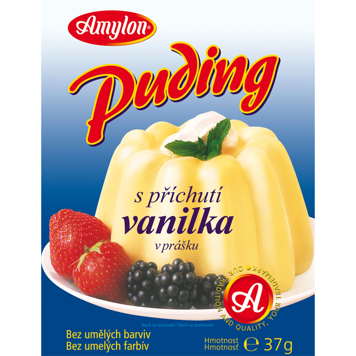 Pudding - Vanilla