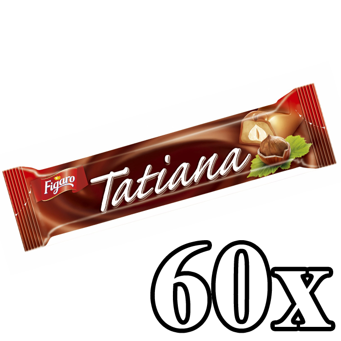 Tatiana Chocolate Bar 60x